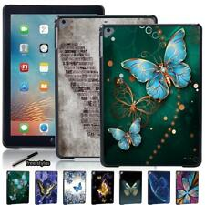 Printing butterfly art tablet shell Stand Cover Case For Apple iPad Air 1/2/3/4