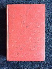 QUENTIN DURWARD SIR WALTER SCOTT BOOK NOVEL HARD COVER VICTORIAN EDITION
