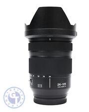Panasonic Lumix S 24-105mm f/4 Macro O.I.S. Lens - UK MODEL