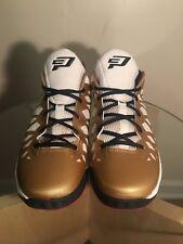 [535807-705] Mens Air Jordan CP3.VI Metallic Gold Black