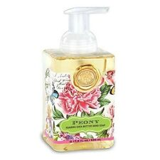 Michel Design Works Foaming Shea Butter Hand Soap 17.8 Oz. - Peony
