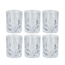 New Bohemia Crystal Beaumont Old Fashioned Tumblers (Set of 6) Glassware Kitchen