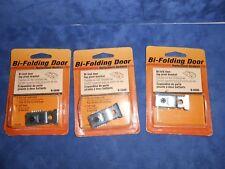 Lot of 3 Prime Line N-6606 Bi-Fold Door Top Pivot Brackets (LOC_Ebay-TOOLS)