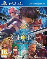 Star Ocean Integrity and Faithlessness    PS4  new&sealed