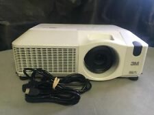 3M X90 LCD PROJECTOR, 4000 LUMENS!, WORKS GREAT!