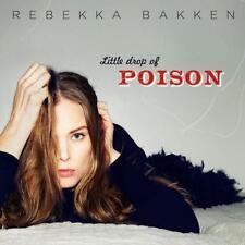 Rebekka Bakken - Little Drop Of Poison  CD  NEU   (2014)