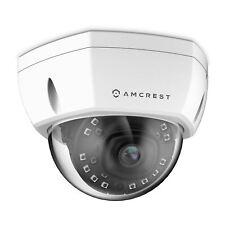 Amcrest 5MP IP Camera POE Security UltraHD Indoor Outdoor Dome IP5M-1176EW