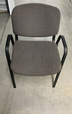 Gray Church Chairs Used in fair condition