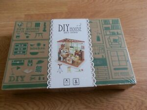 Thumbs Up DIY House Ada`s Studio. New In Wrapped Box. With Led Lights.