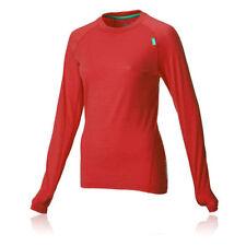 Abbigliamento sportivo da donna caldo rosso