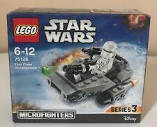 LEGO Star Wars 75126: First Order Snow Speeder BNIB