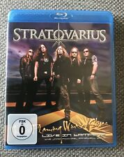 STRATOVARIUS Blu-ray Under Flaming Winter Skies Live In Tampere