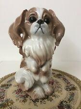 Rosenthal Porzellan figur Pekinese Hund Top 20cm