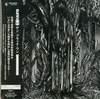 SUNN O)))-BLACK ONE-JAPAN 2 MINI LP CD G35
