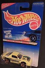 "Hot Wheels BLOWN CAMARO~1997 Street Beast~Rare! ""No Country Of Origin On Base"""
