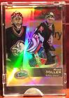 2002 Ryan Miller Rookie RC Etopps Hockey /2000 Buffalo Sabres Vancouver Canucks
