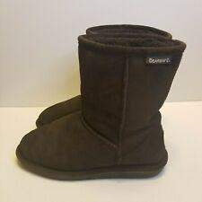BearPaw Boshie Suede//Knit Sheepskin//Wool Youth Winter Boots Choose Sz//Color