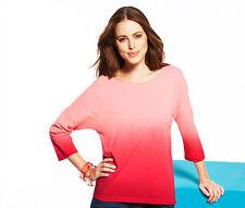 Locker sitzende 3/4 Arm Damenblusen, - tops & -shirts keine Mehrstückpackung
