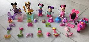 Disney Minnie Mouse Bowtique Bundle, incl Scooter and Princess set