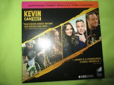 Kevin Can Wait 2018 NEW DVD Comedy PROGRAM SHOW EMMY FYC SCREENER