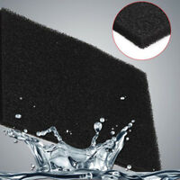 DIY Activated Carbon Impregnated Fish Tank Foam Filter Cotton Pad Sponge Sheet
