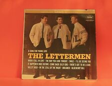 LETTERMEN - A SONG FOR YOUNG LOVE - CAPITOL VG+ LP VINYL RECORD (1)