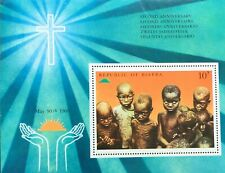 Biafra 2nd Anniversary of Independence Mini Sheet May 30th 1969