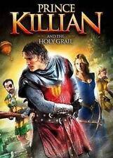 DVD Movie - Prince Killian and the Holy Grail