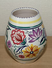 BEAUTIFUL LARGE POOLE VASE by JOSEPHINE PRICE [1963-65 & 1967/8] 210mm HIGH
