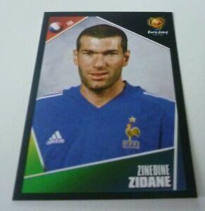 Panini Euro 2004 Zinadine Zidane #107 Pristine mint condition