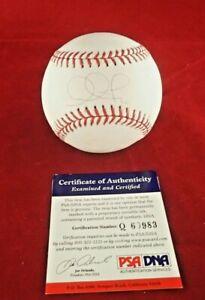 Adam Jones Orioles Signed Autographed Official Major League Baseball - PSA/DNA