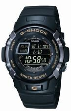 Casio G-Shock G-7710-1ER Black 200m World Time StopWatch