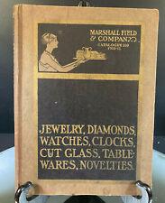 Marshall Field/'s Chicago Sales Receipt Holder Wallet White Cardboard