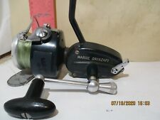 GARCIA MITCHELL 400 SPINNING REEL - MARGE GRINZAFI , MADE IN FRANCE