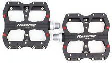 Reverse MTB Pedal Escape - schwarz Flatpedal Fahrradpedal Paar