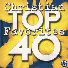 Top 40 Christian Favorites - Top 40 Christian Favorites - EACH CD $2 BUY AT LEAS