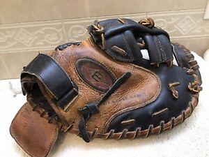 "Easton NAT20W 34"" Fastpitch Softball Baseball Catchers Mitt Right Hand Throw"