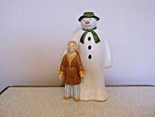 Porcelain/China Figurine White Coalport Porcelain & China