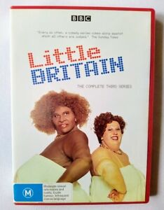 Little Britain – The Complete Third series – 2 DVDs, Pal R4
