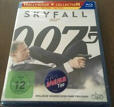 007 James Bond - Skyfall - Blu Ray - Neu & OVP - SEALED