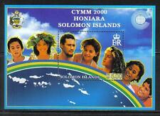 Solomon Is 2000 Commonwealth Youth Ministers Meeting ss--Topical (894) MNH