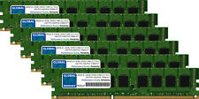 48gb (6 x 8gb) DDR3 1066mhz pc3-8500 240-pin ECC Udimm RAM Kit Para Xserve