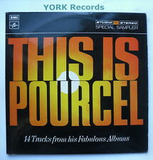 FRANCK POURCEL - This Is .... - Excellent Condition LP Record Columbia STWO 7