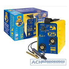 GYS Gysmi 125 Inverter Elektrode 80 A MMA E-Hand