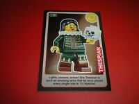 Sainsbury's Lego Create the World Trading Cards - Choose The Cards Needed *New*
