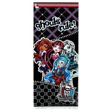 Monster High Birthday Party Cello Treat Bags 32 Cnt