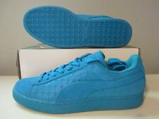 (361857 01) NIB Puma Suede On Suede Classic blue Jewel sz 7 Mens $65
