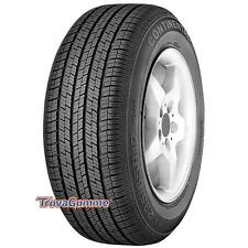 KIT 4 PZ PNEUMATICI GOMME CONTINENTAL 4X4 CONTACT 195/80R15 96H  TL ESTIVO