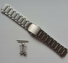 Genuine Watch Band 22mm Stainless Steel Bracelet Casio MDV-106D-1A1 MDV-106D-1A2