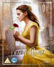 Disney Beauty and The Beast (2017) Blu-ray